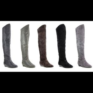 PRICED TO SELL! CHINESE LAUNDRY OVER THE KNEE BOOT